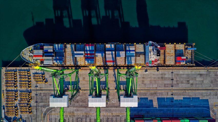 транспортировка груза из Китая